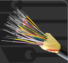 indoor tight buffer fiber optic cable